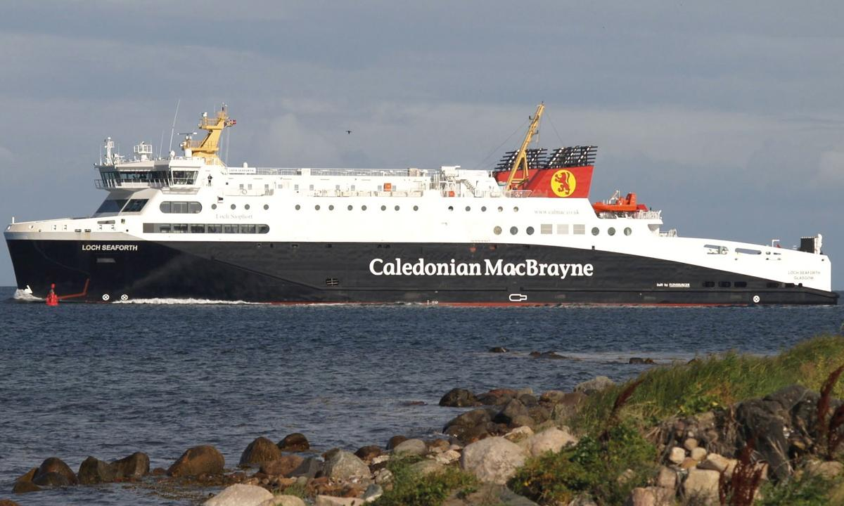 Cal Mac Ferries