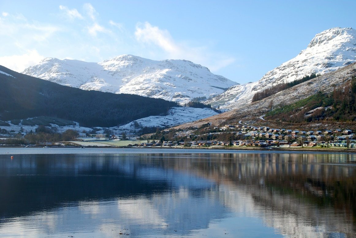 Six places to propose in Argyll this Christmas