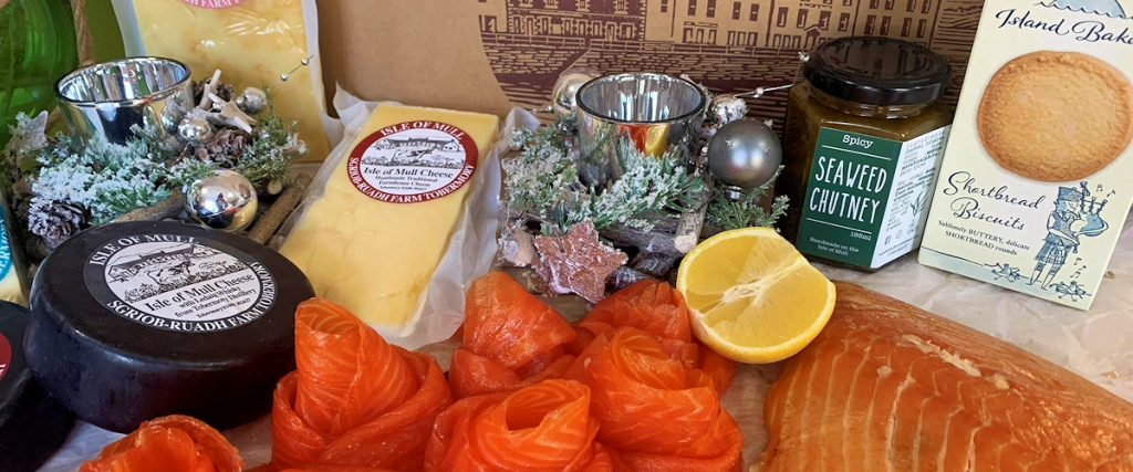 Tobermory Fish Co Christmas Hamper