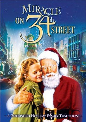 Miracle on 34th Street Artwork