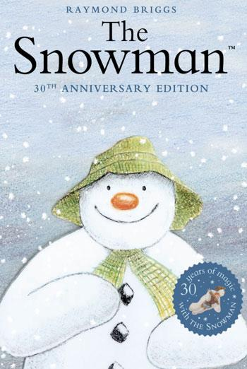The front cover of the Snowman