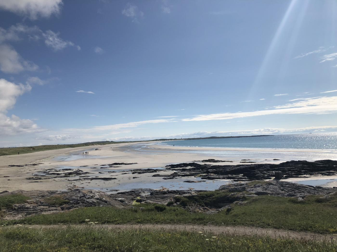 Crossapool Beach, Tiree