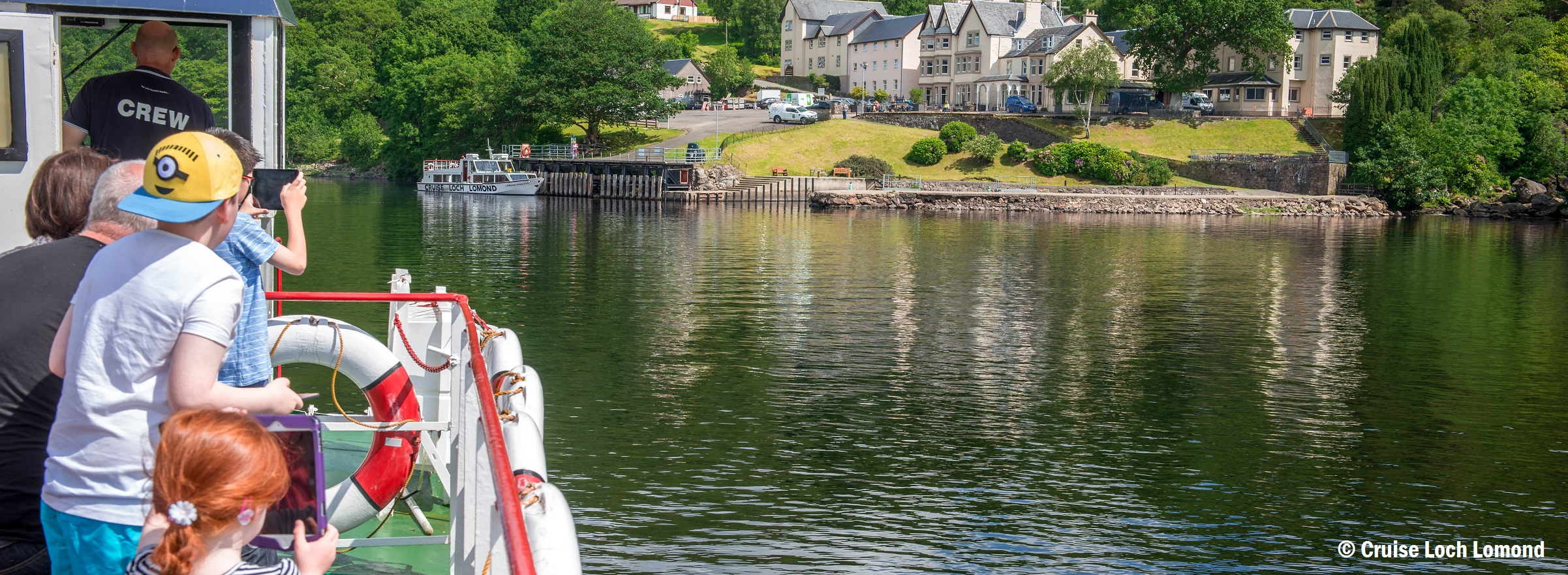 6 Reasons to visit Loch Lomond this Spring | Argyll Holidays