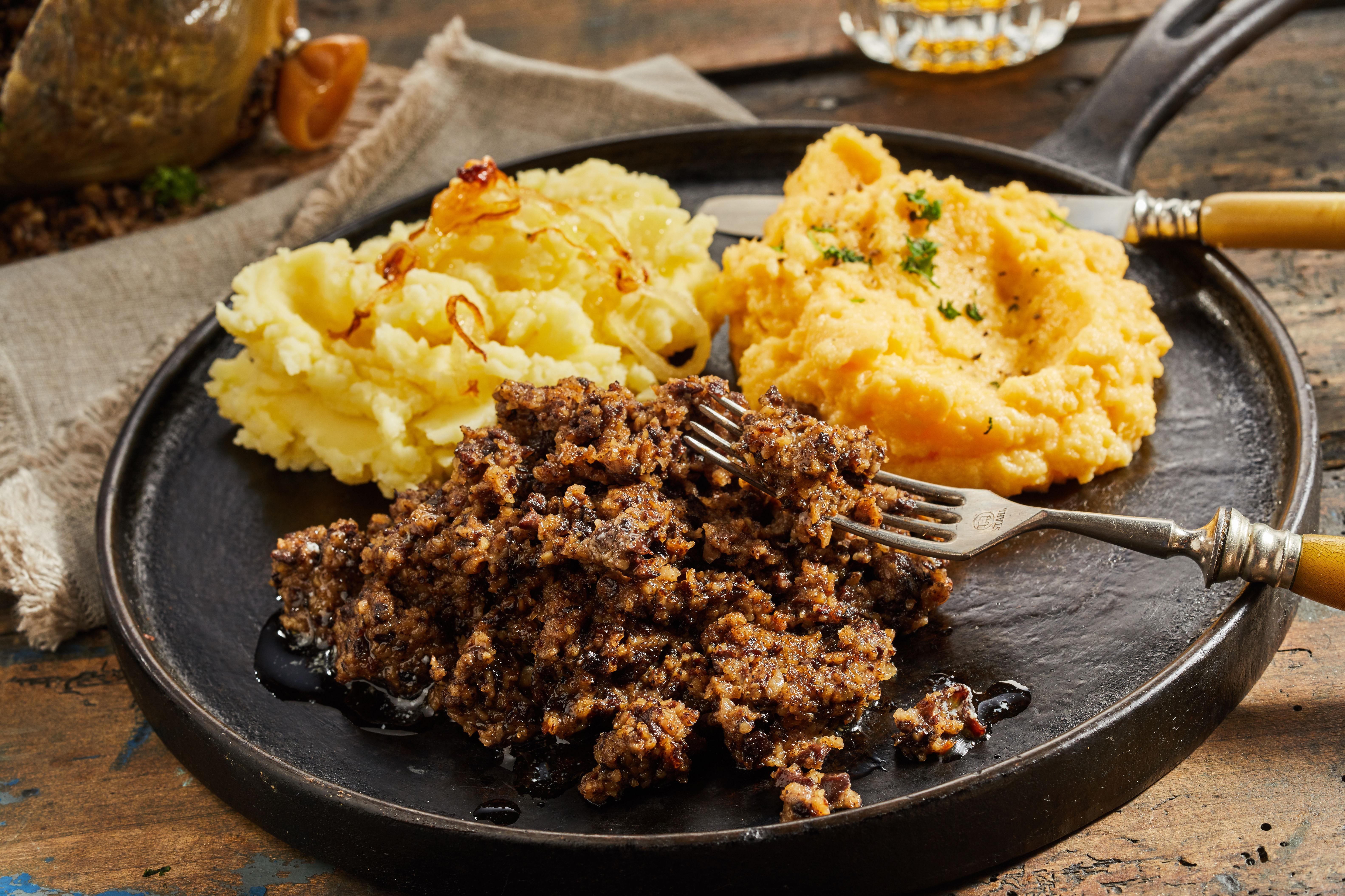 haggis, neeps & tatties highland games gathering