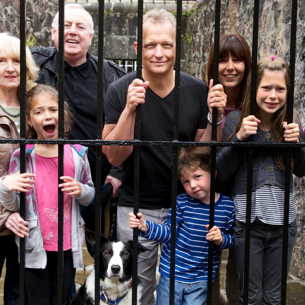 Inveraray Jail - Family Fun in Argyll