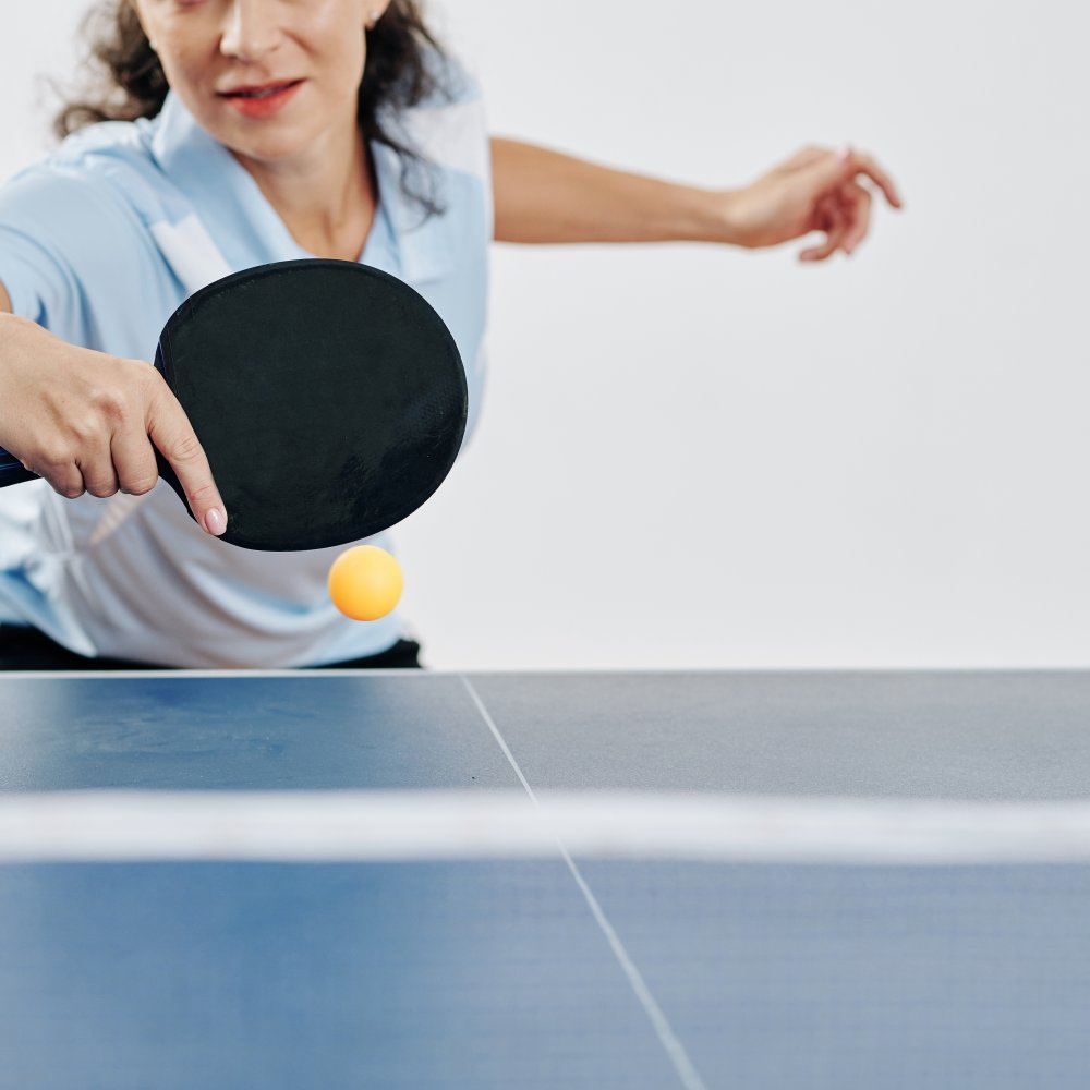 Table tennis available