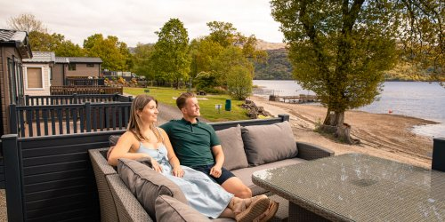 Couples' breaks Argyll Holidays