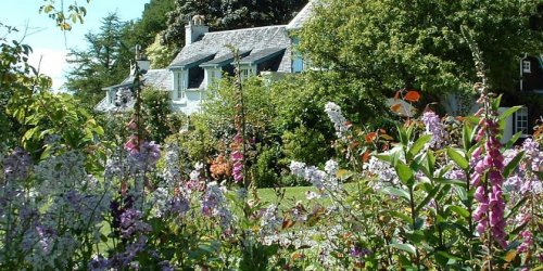 gardens to visit in Argyll and Bute