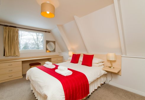 Eagle Plus Lodges - Double Room