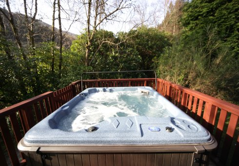Osprey Hot Tub Lodges - Hot Tub