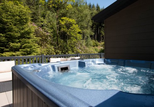 Albatross Platinum 5 Bedroom Hot Tub Lodges