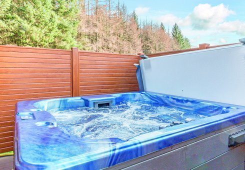 Etive Hot Tub Lodge