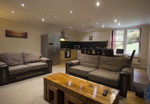 Drimsynie Court Apartment 5