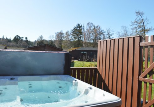 Beech Hot Tub Lodge