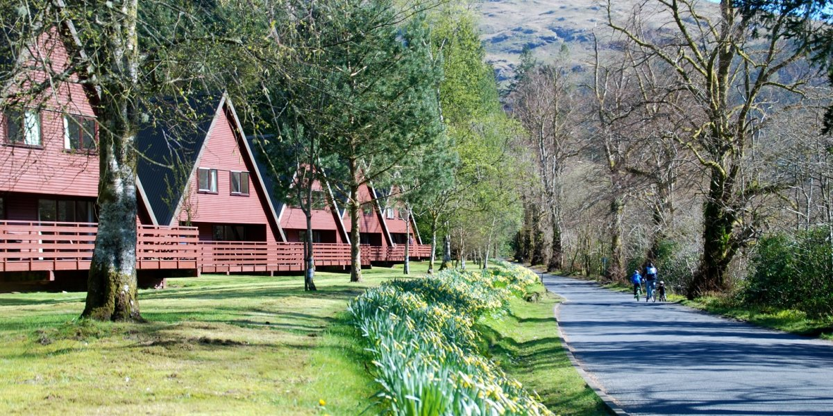 Lochgoilhead Lodges at Drimsynie