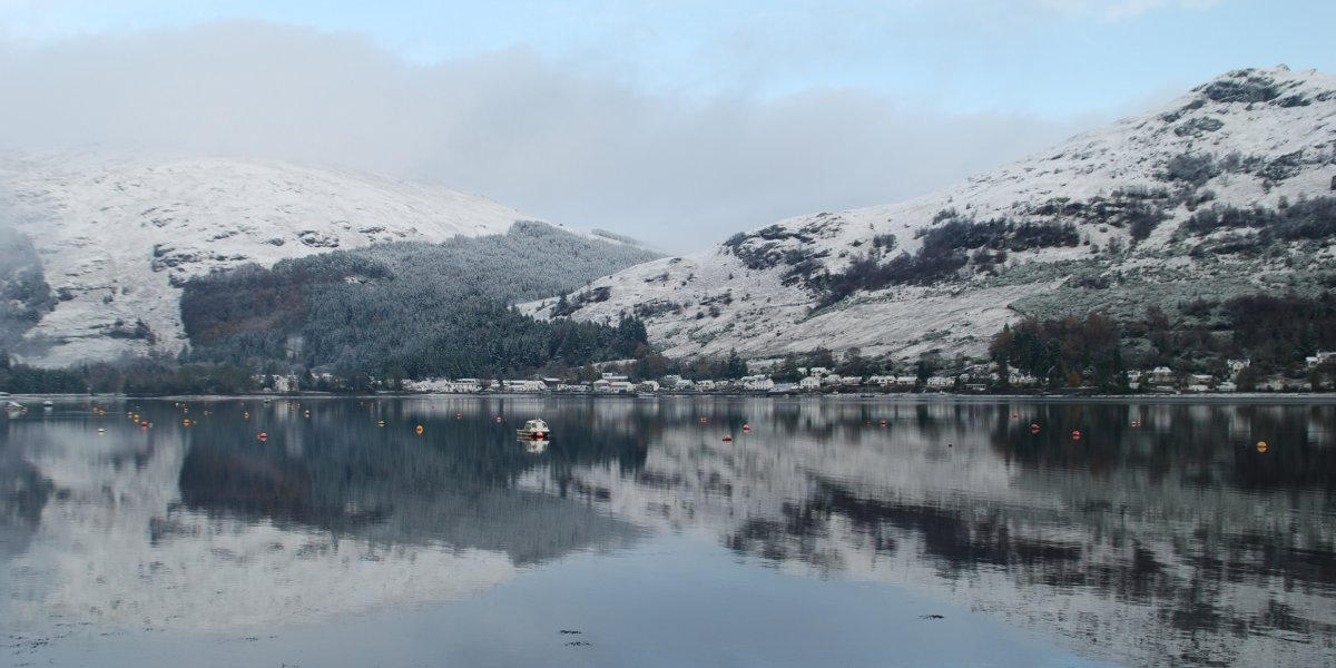 Christmas in Argyll