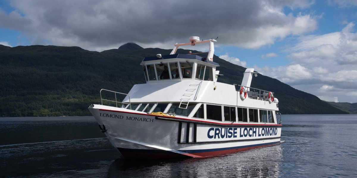 Cruise Loch Lomond - Family Fun in Argyll
