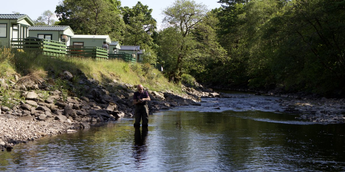 Fishing - Family Fun in Argyll