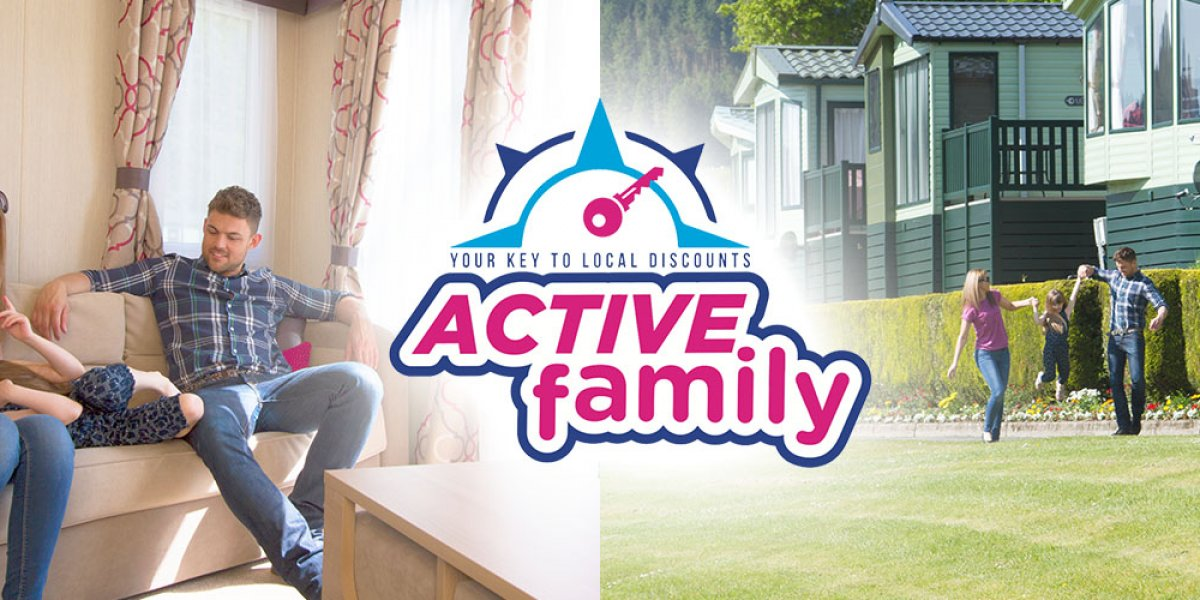 Active Family Discounts