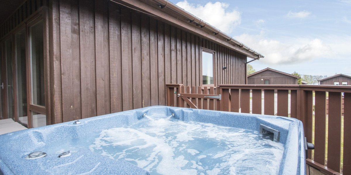 WIN a Hot Tub Break