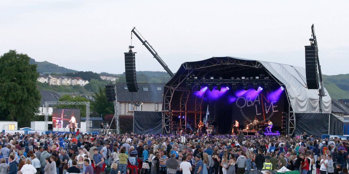 Make it an Argyll Festival this Summer