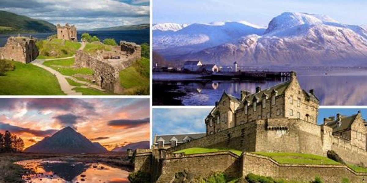 Scotland is officially the most beautiful country in the world