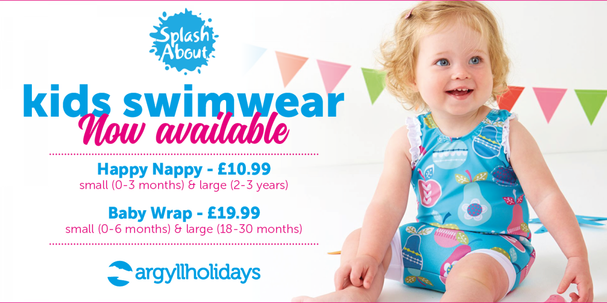 Kids Swimwear Now Available