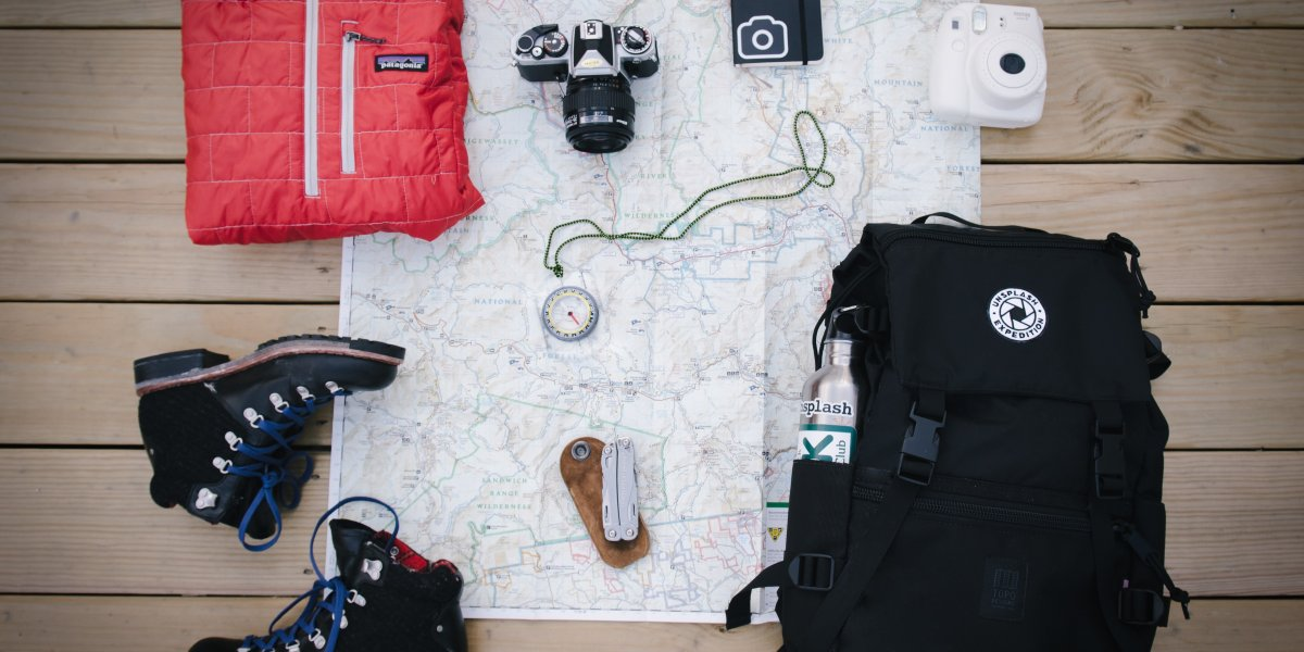 Experience Life Outdoors in Argyll: How to Pack Lightly for your Adventures