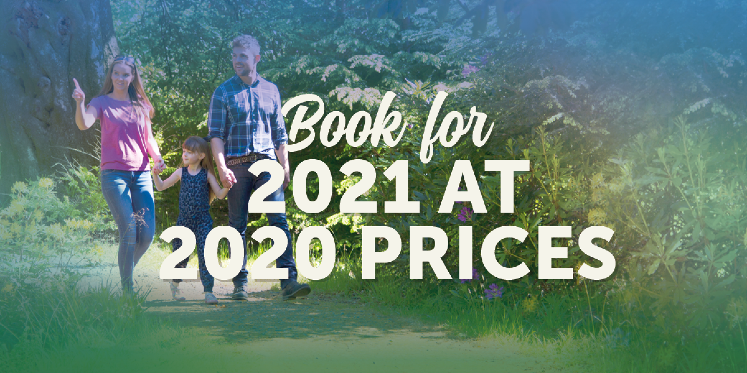 Book Now for 2021