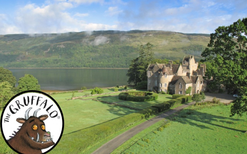Ardkinglas House - Family  Fun in Argyll