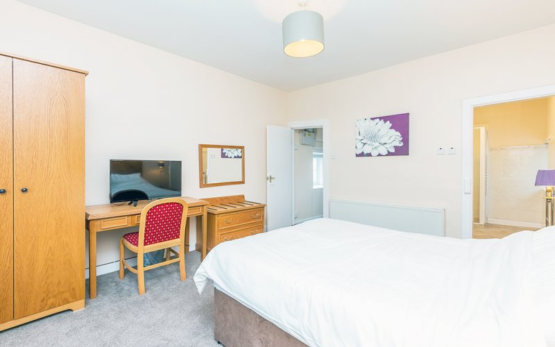 Drimsynie Court 2 - Double Room