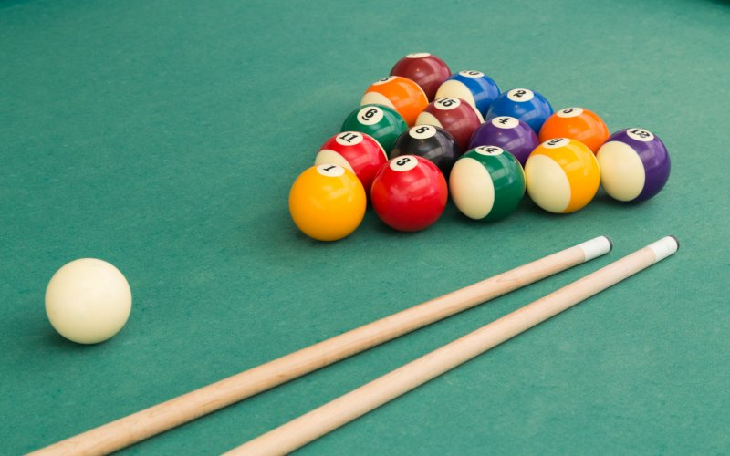 Snooker & Pool - Family Fun in Argyll