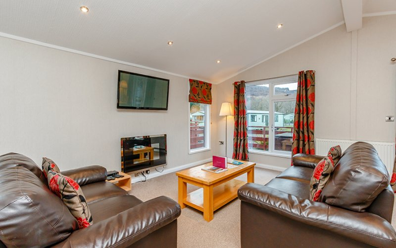 Ben Cruachan 2 Bedroom Lodge