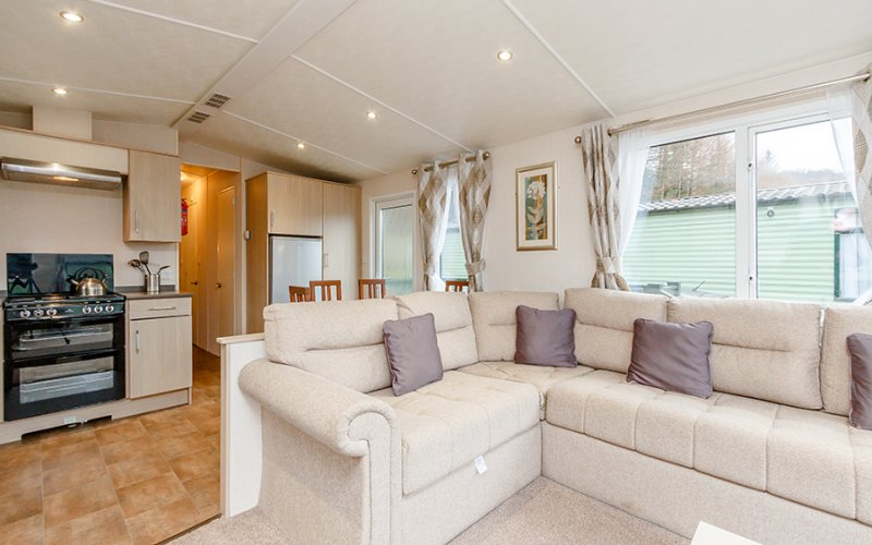 Comfort Plus Caravan - 3 Bedroom
