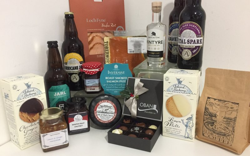 Local Food & Drink Hampers