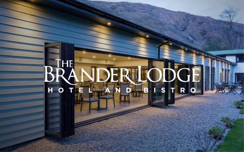 The Brander Lodge