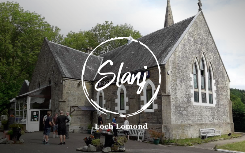 The Slanj Loch Lomond