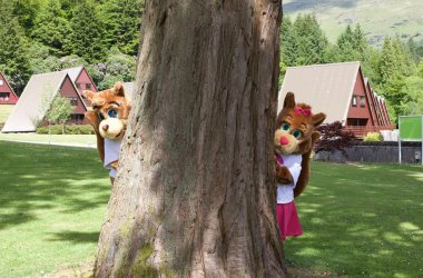 Rusty & Rosie Breakfast - Fun for Kids in Argyll