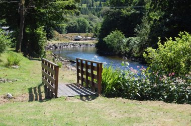 Loch Eck views - Luxury Holidays in Argyll