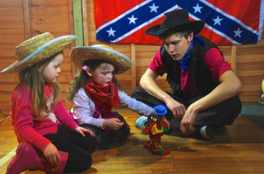 Wild Wild West - Children's Fun in Argyll