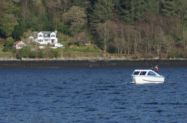 Loch Goil Cruisers - Family Fun in Argyll