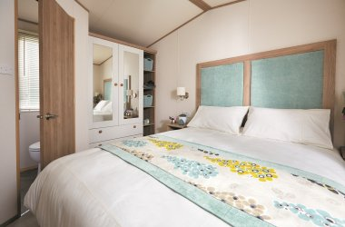 Argyll Lodges - Double Bedroom