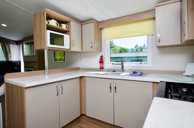 Premier Caravans- Kitchen
