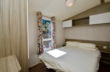 Comfort Plus Caravans - Double Bedroom