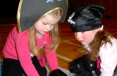 Pirate's Paradise - Family Fun in Argyll