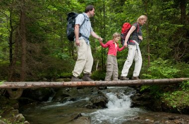 Walking - Family Fun in Argyll