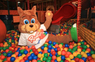 Rusty's Funhouse - Children's Fun in Argyll