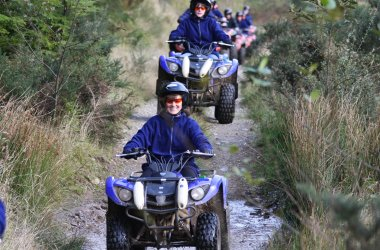 Quadmania - Family Fun in Argyll