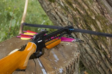 Crossbows - Ultimate Fun in Argyll