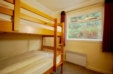 Lapwing Comfort Lodges - Bunk Room